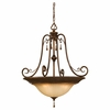 Celine Collection Up Light Chandelier from Murray Feiss Lighting -F2545