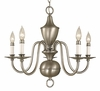 Framburg Lighting (2525) 5-Light Jamestown Dining Chandelier