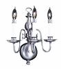 Framburg Lighting (9123) 3-Light Jamestown Wall Sconce