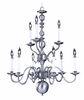 Framburg Lighting (9129) 9-Light Jamestown Dining Chandelier