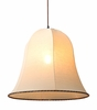 Granite Collection Beige Ceiling Lamp shown in Metal by Zuo Modern