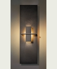 Hubbardton Forge (217520) 1 Light Aperture Vertical Wall Sconce