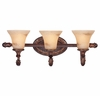 Loire Valley Gallant 3 Light Bath Bar - 8-36753-3-76