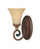 Montreaux 1 Light Wall Sconce  From Designers Fountain - 81501-BWG