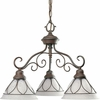 Progress Lighting Verona Collection Chandeliers Light- P4046-33