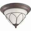 Progress Lighting Verona Collection Close-to-Ceiling Light- P3449-33