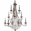 Progress Lighting Verona Collection Hall & Foyer Light- P3649-33