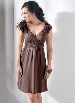Mothers en Vogue Anna Jane Maternity Dress / Nursing Dress - Sold Out