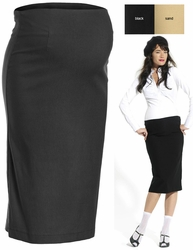Noppies NYC Straight Skirt - Black or Sand