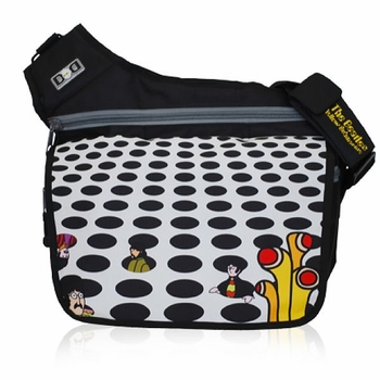 The Beatles Diaper Dude Sea of Holes Diaper Bag - Sold Out