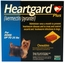 1 Month Heartgard Plus Blue for Dogs up to 25 lbs