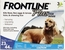 3 month Frontline Plus for Dogs 23-44 lbs