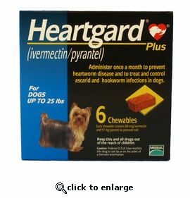 Heartgard Plus for Dogs | Free Shipping $49+ - 1800PetMeds
