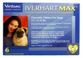 6 MONTH Iverhart Max 12.1-25 lbs