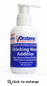 Biotene (Oratene) Drinking Water Additive 4oz