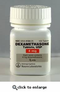 Dexamethasone 4mg (per tablet)