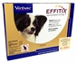 Effitix Topical Solution for Dogs 5 - 10.9 lbs single dose