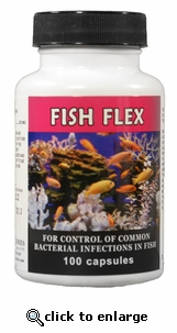 Fish Flex (Cephalexin) 250mg 100 ct
