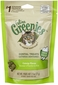 Greenies Feline Dental Treats Catnip 2.5 oz