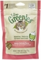 Greenies Feline Dental Treats Savory Salmon