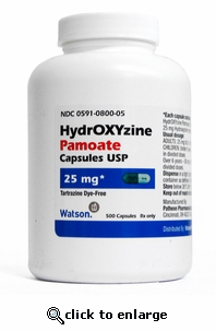 Hydroxyzine For Anxiety In Dogs