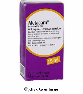 Metacam 15 mL 0.5 mg/ml