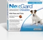 NexGard 10-24 lbs 1 Tablet