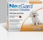 NexGard 4-10 lbs 1 Tablet