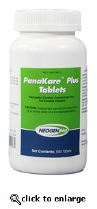 Panakare Plus 500 Tablets