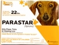 Parastar for Dogs up to 22 lbs 3 Month