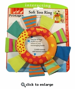 Soft Toss Ring