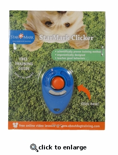 StarMark Clicker Dog Training
