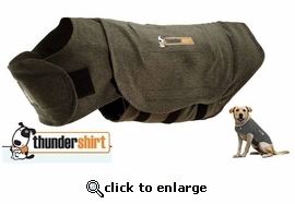 Thundershirt For Dogs (Extra Small) Grey