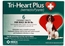Tri-Heart Plus For Dogs 26-50lbs 12 Month Supply