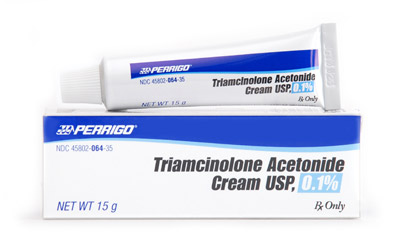 can triamcinolone acetonide dental paste side effects
