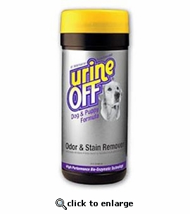 Urine Off Wipes 35 Count