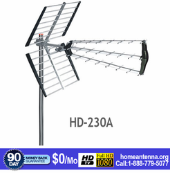 LAVA HD-230A Outdoor UHF HDTV Antenna