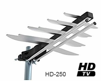 Lava Newest Outdoor HDTV Antenna UHF/VHF HD-250 Does not need any power