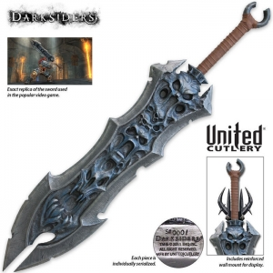 Darksiders Chaos Eater Sword - Ships Free!