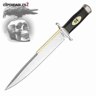 Expendables 2 Toothpick knife  - Ships Free!