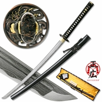 Sword of the Serpent Katana - Ships Free!