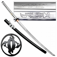 Masahiro White Shadow Katana Samurai Sword