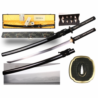 Musashi Gold Collection Samurai Sword
