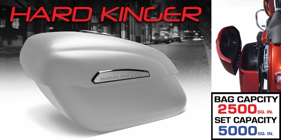 Hard Kinger Bags - Primered