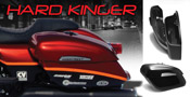 Hard Kinger Saddlebags