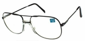 Aviator Bifocals with Comfortable Nosepiece