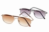 Baxter Full Reading Lens Sunglass in Gold 1.25 and 1.75