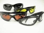 Bifocal Safety/Sport Glasses (Clear, Tinted & Driving Lenses)