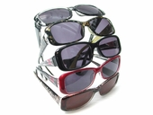 Cherry Trail Sunglass Reader