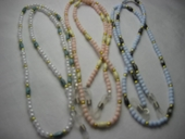 Contrasting Beaded Chain